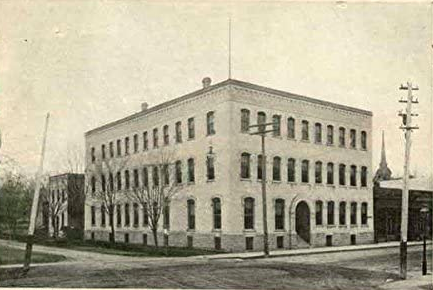 Ripon Knitting Works, national manufacturer of socks, hosiery and casual footwear for consumers and the US Army.